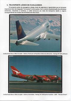 A Aviação Comercial e algumas companhias que fizeram história no Brasil