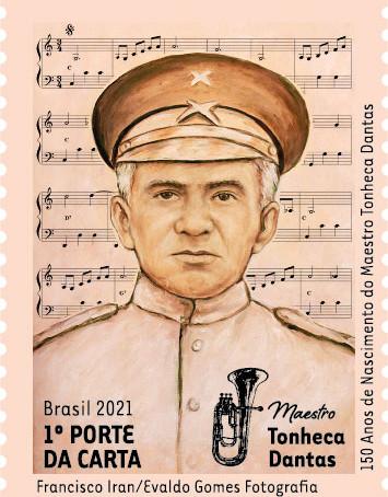 Lançamento | 150 Anos de Nascimento do Maestro Tonheca Dantas
