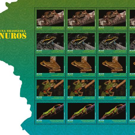 Lançamento | Fauna Brasileira: Anuros