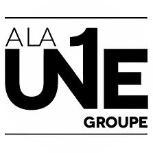Logo A LA UNE groupe