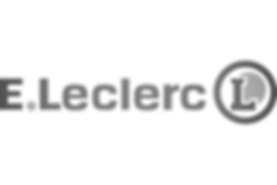 Logo E.Leclerc noir et blanc