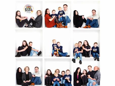 De hele familie in-a-box