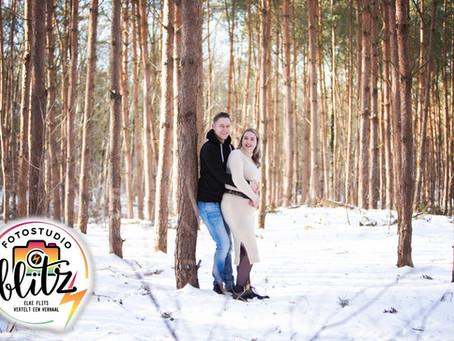 Valentinesshoot in de sneeuw! (1)