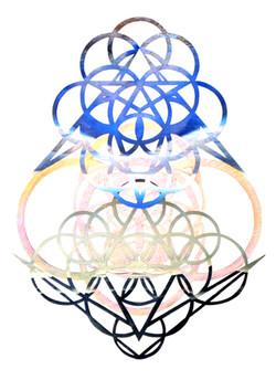 """Sacred Design #7"" 2017"