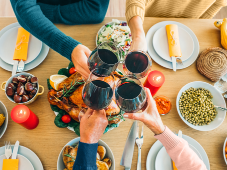 THANKSgiving – How to Incorporate the Five Fundamental Areas into Your Holiday Celebration