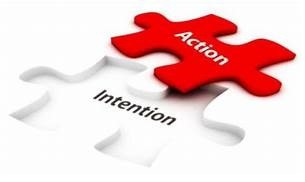 Intentions & Actions