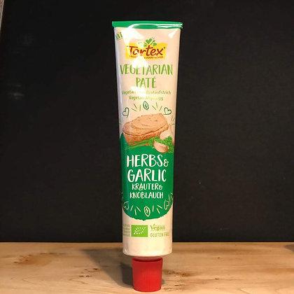 TARTEX GARLIC HERB PATE