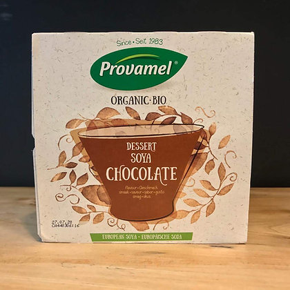 PROVAMEL ORGANIC CHOCOLATE DESERT 4x125g