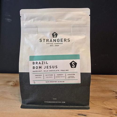 BRAZIL BOM JESUZ STRANGERS COFFEE - GROUND
