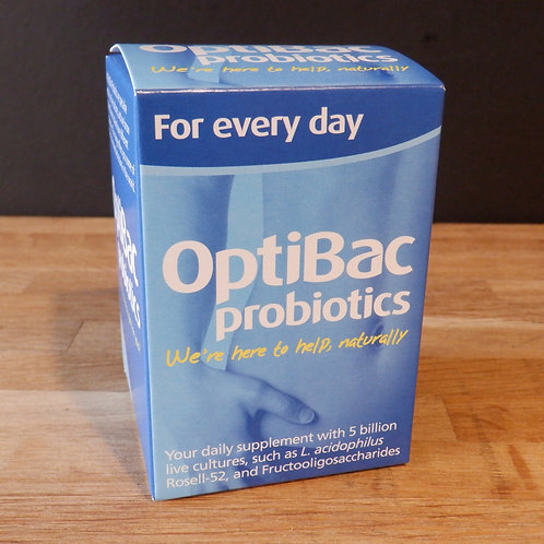 OPTIBAC - FOR EVERY DAY - 30 CAPSULES