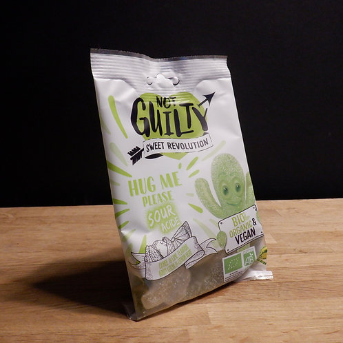NOT GUILTY - HUG ME SOUR ACIDE, LYCHEE & LIME