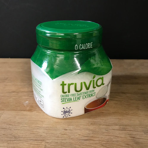 TRUVIA SWEETENER (STEVIA LEAF EXTRACT)