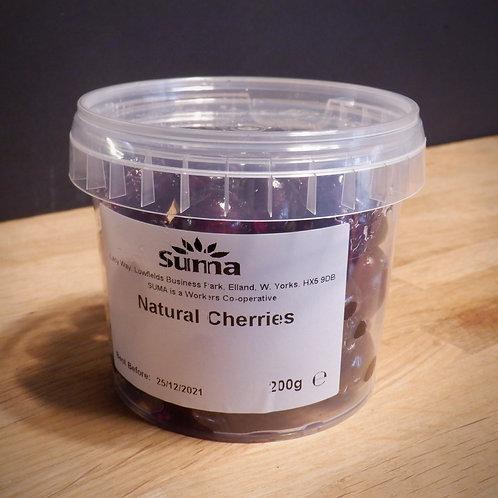 SUMA - NATURAL CHERRIES 200G