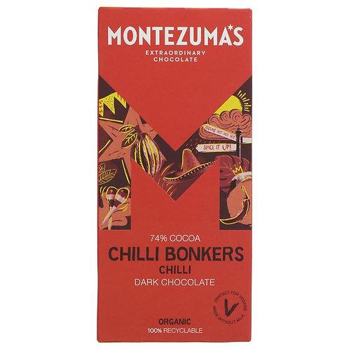 MONTEZUMA CHILLI BONKERS 90G