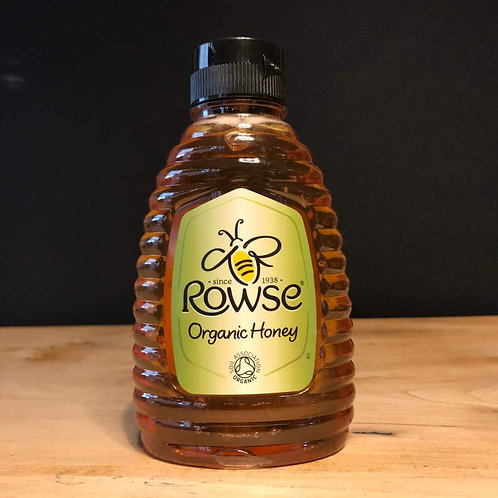 ROWSE ORGANIC SQUEEZE HONEY 340G