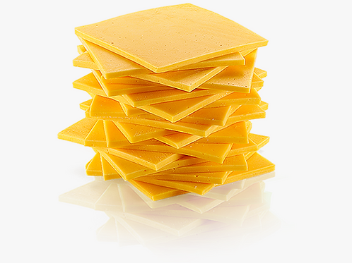 Mature Cheddar Cheese Sliced (1 KG)