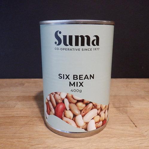 SUMA - SIX BEAN MIX 400G