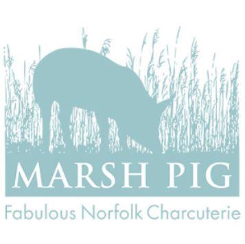 marsh pig logo