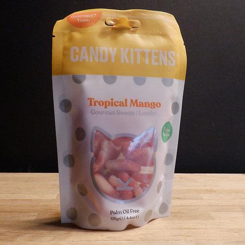 CANDY KITTENS - TROPICAL MANGO 125G