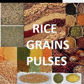 RICE | GRAIN | PULSES