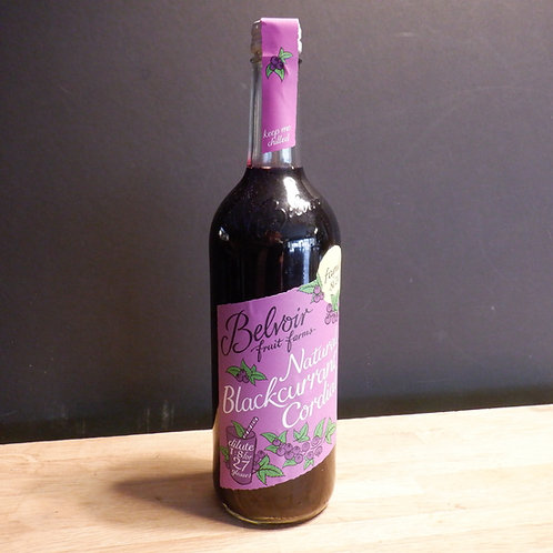 BELVOIR BLACK CURRANT CORDIAL