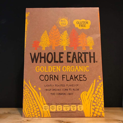 WHOLE EARTH GOLD CORNFLAKES ORGANIC