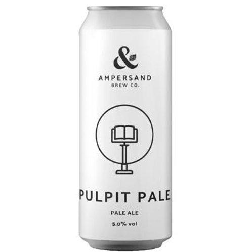 AMPERSAND - PULPIT - 5% ABV