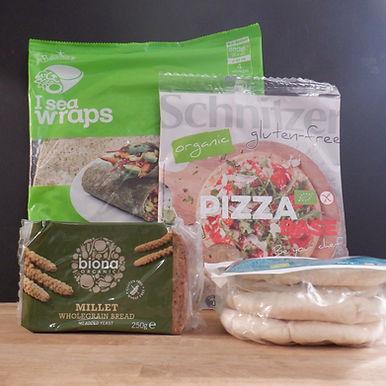 Pitas, Wraps & Breads