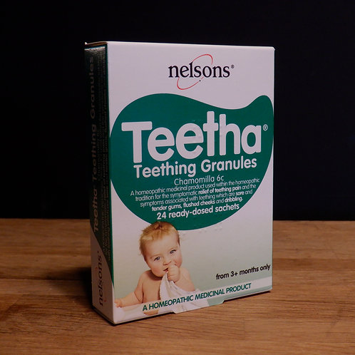 NELSON - TEETHING GRANULES