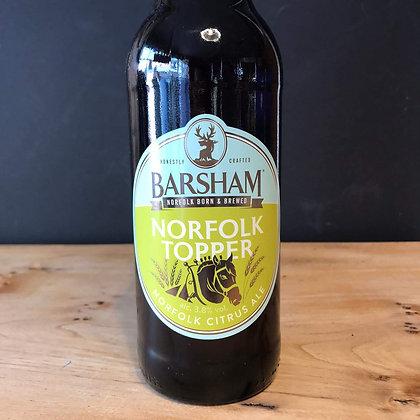 Barsham Norfolk Topper