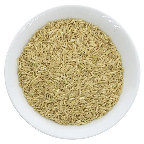 SUMA ORGANIC BROWN BASMATI RICE (100g)