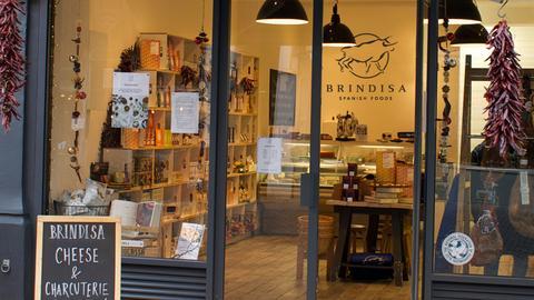 Brindisa Shop