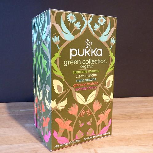 PUKKA - GREEN COLLECTION TEA - 20 BAGS