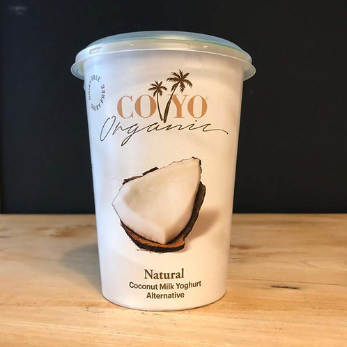 CO YO COCONUT NATURAL YOGURT 400g