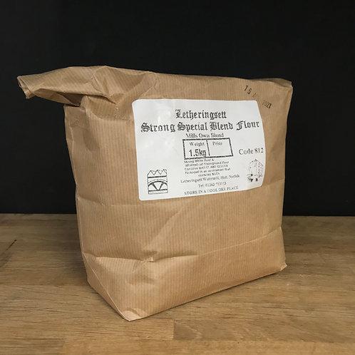Letheringsett Strong Special Blend Flour 1.5KG