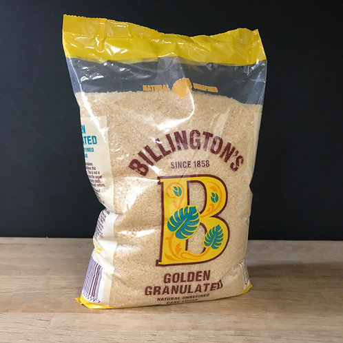 BILLINGTON'S GOLDEN GRANULATED - 1KG