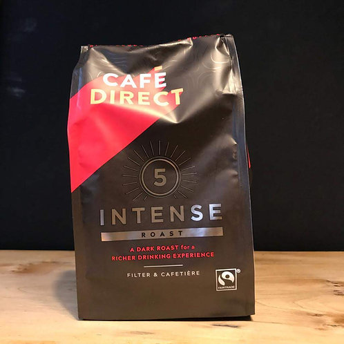 CAFE DIRECT INTENSE ROAST (5) 227G