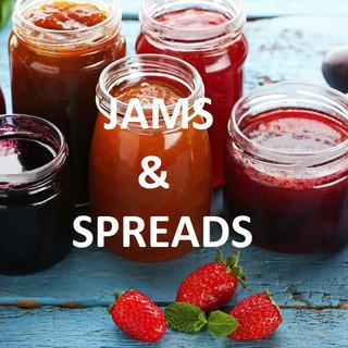 JAMS & SPREADS
