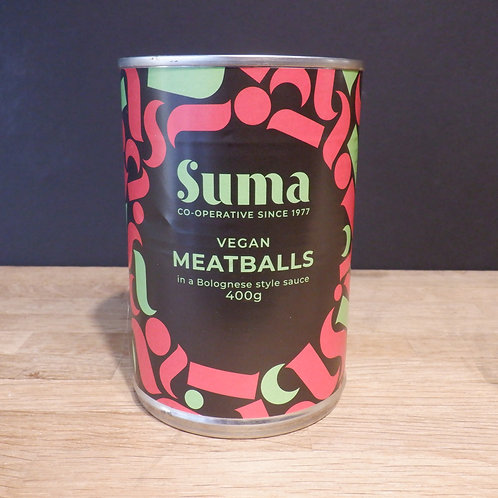 SUMA- BOLOGNESE MEATBALLS 400G