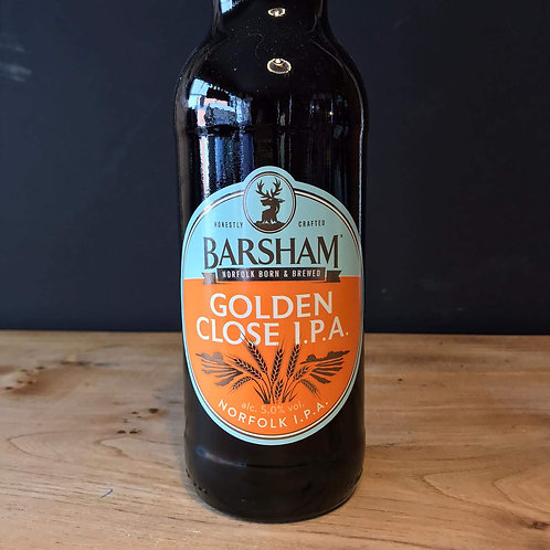 Barsham Golden Close IPA