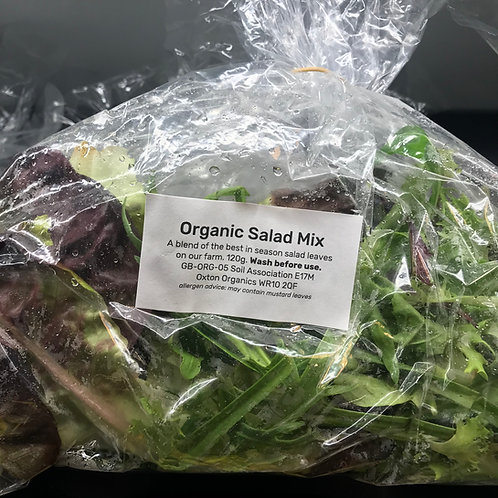 SEASONAL SALAD BAG (EACH) - UK