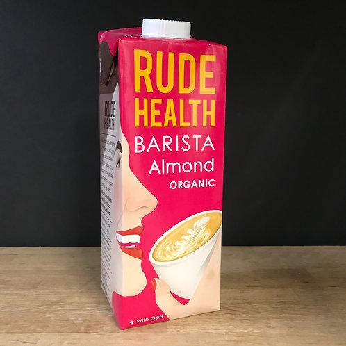 RUDE HEALTH - BARISTA ALMOND MILK