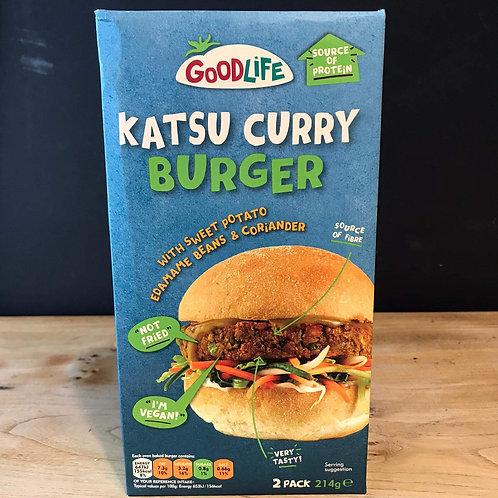 GOODLIFE KATSU CURRY BURGER