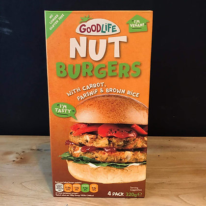 GOODLIFE NUT BURGER