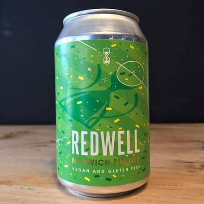 Redwell Norwich Pilsner