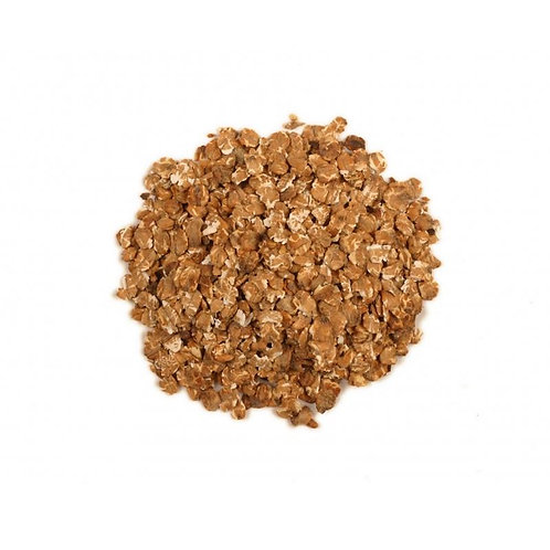 WHEAT FLAKES MALTED ORGANIC (100g)