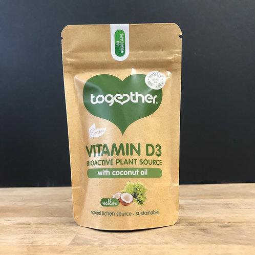 Together Health Vegan Vitamin D3