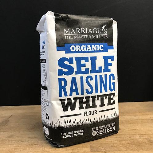 MARRIAGES ORGANIC SELF RAISING 1.5