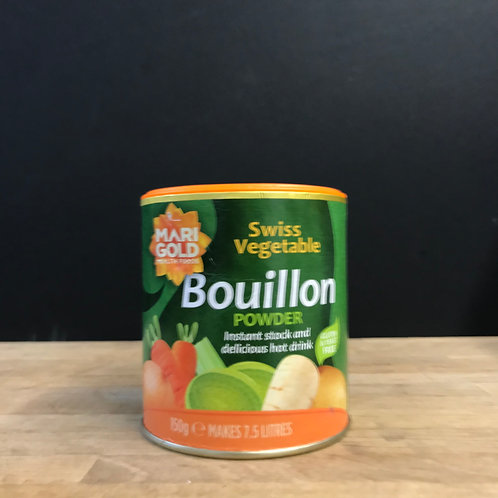 MARIGOLD ORGANIC BOUILLON REDUCED SALT 150G