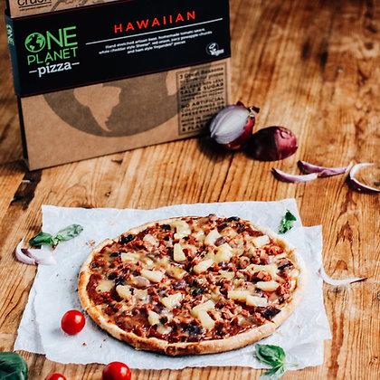 ONE PLANET HAWAIIAN PIZZA